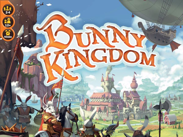 Bild zu Alle Brettspiele-Spiel Bunny Kingdom
