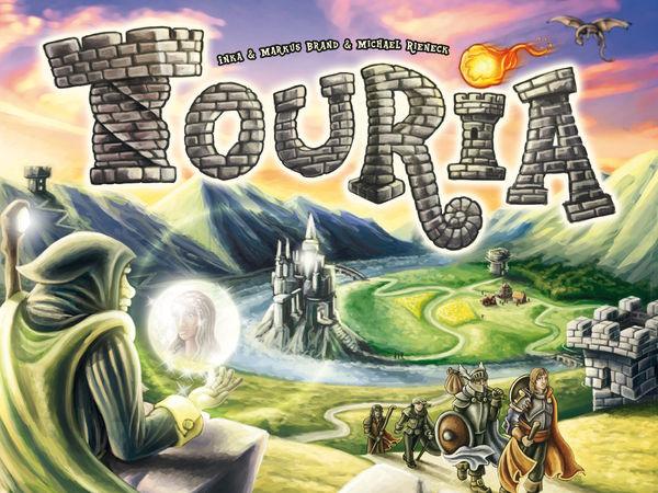 Bild zu Alle Brettspiele-Spiel Touria