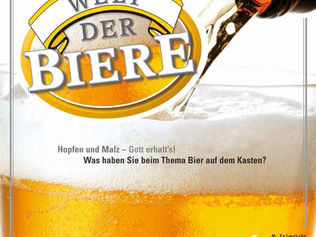 Welt der Biere Bild 1