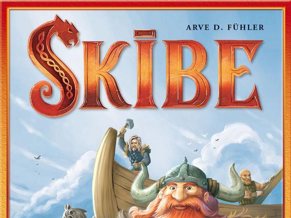 Bild zu Alle Brettspiele-Spiel Skibe