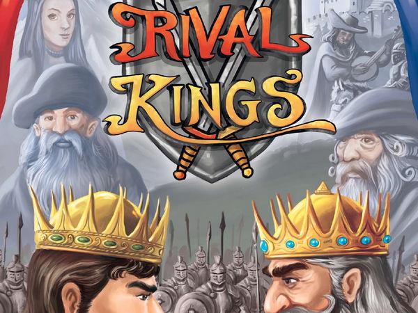 Bild zu Alle Brettspiele-Spiel Rival Kings