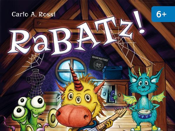 Bild zu Alle Brettspiele-Spiel Rabatz!