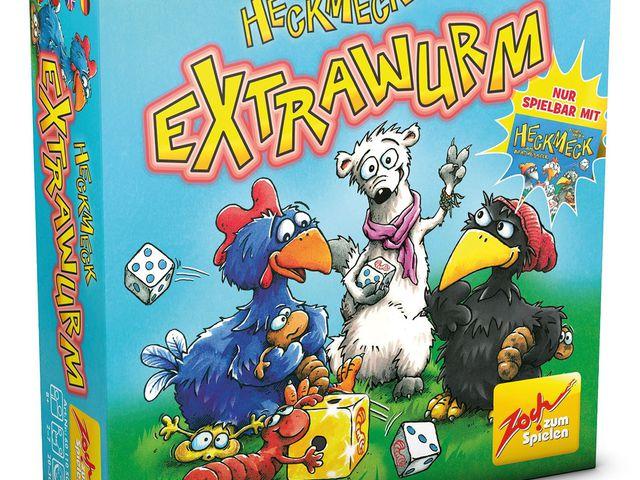 Heckmeck Extrawurm Bild 1