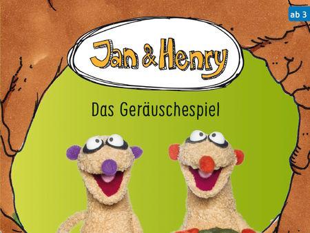 Jan und Henry: Geräuschespiel