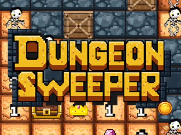 Bild zu Denken-Spiel Dungeon Sweeper