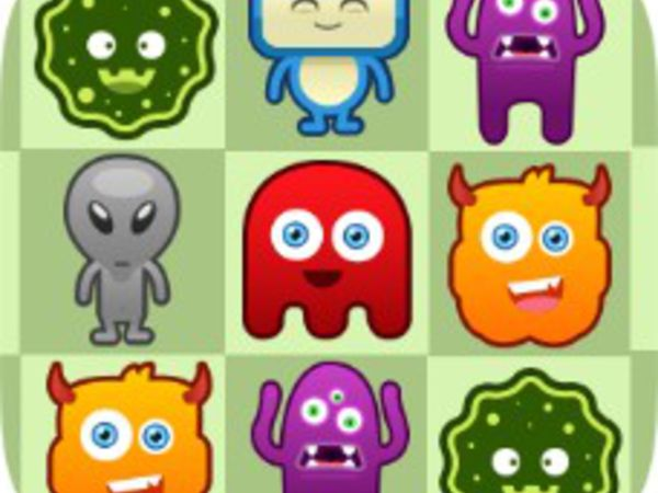 Bild zu Denken-Spiel Monster Match