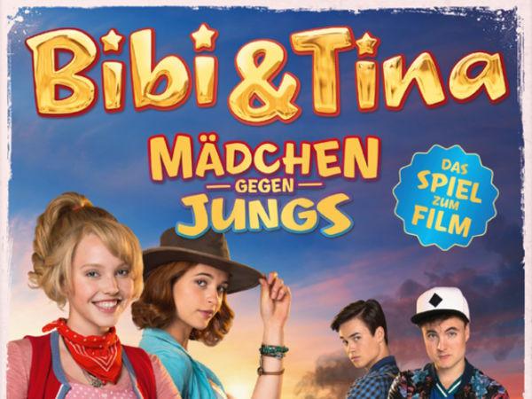 Bild zu Alle Brettspiele-Spiel Bibi & Tina: Mädchen gegen Jungs - Das Spiel zum Film