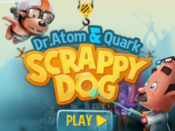 Bild zu Geschick-Spiel Scrappy Dog