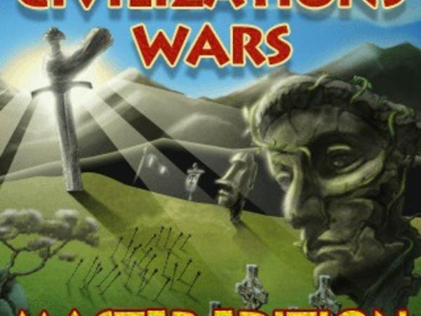 Bild zu Strategie-Spiel Civilizations Wars Master Edition