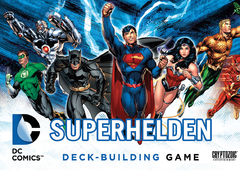 DC Superhelden Deck-Building Game