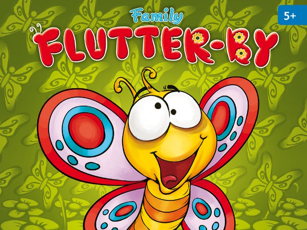 Bild zu Alle Brettspiele-Spiel Family Flutter-By