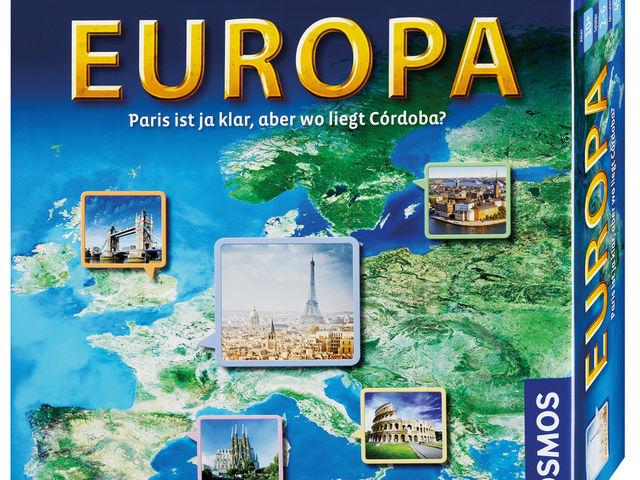 Europa: Paris ist ja klar, aber wo liegt Córdoba? Bild 1