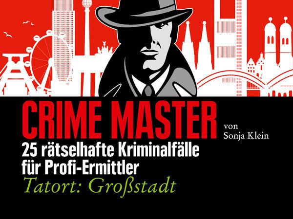 Bild zu Alle Brettspiele-Spiel Crime Master