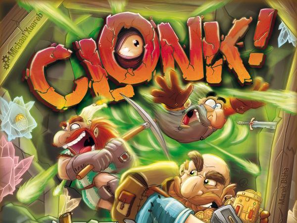 Bild zu Alle Brettspiele-Spiel Clonk!