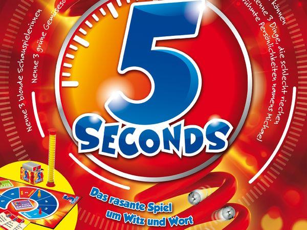 Bild zu Alle Brettspiele-Spiel 5 Seconds