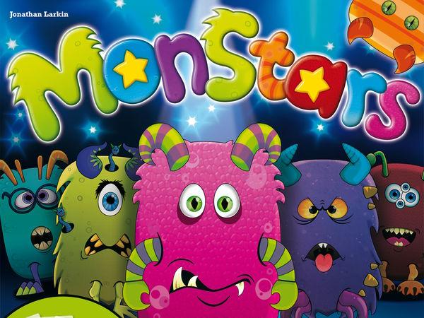 Bild zu Alle Brettspiele-Spiel MonStars