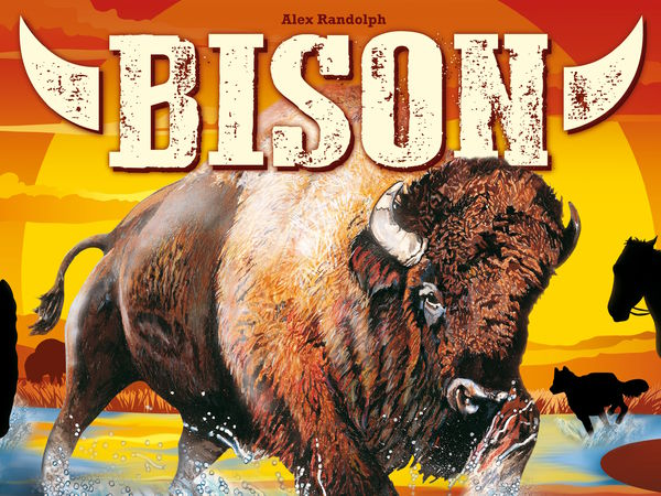 Bild zu Alle Brettspiele-Spiel Bison