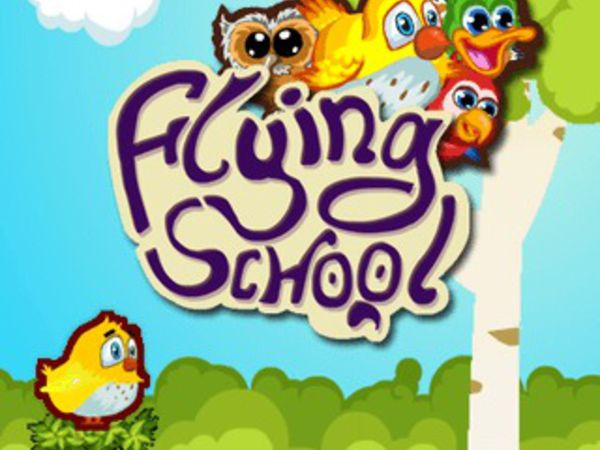 Bild zu Geschick-Spiel Flying School