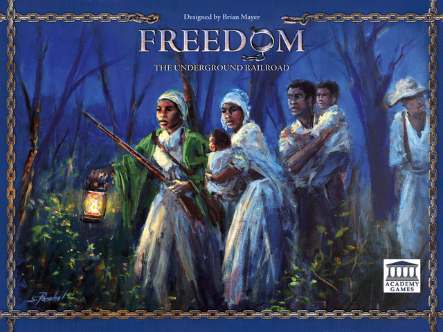 Freedom: The Underground Railroad Bild 1