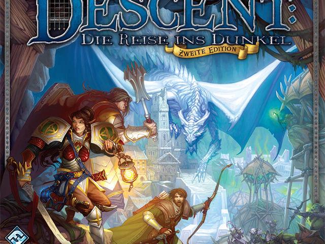 Descent: Die Reise ins Dunkel - Zweite Edition Bild 1