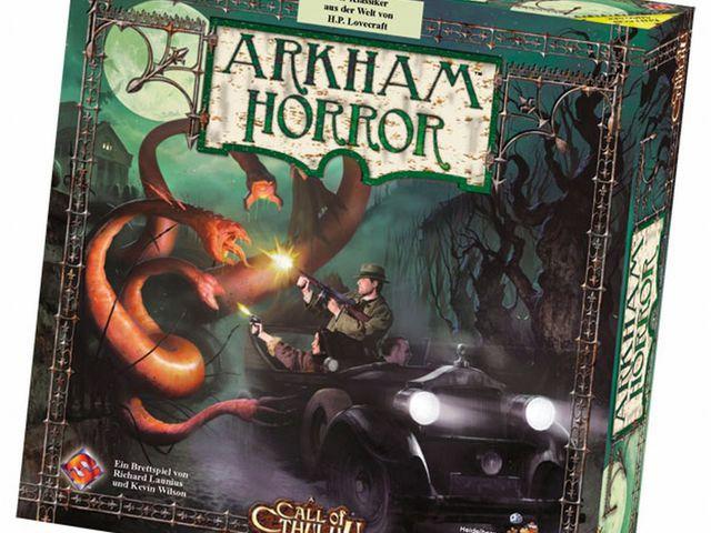 Arkham Horror Bild 1