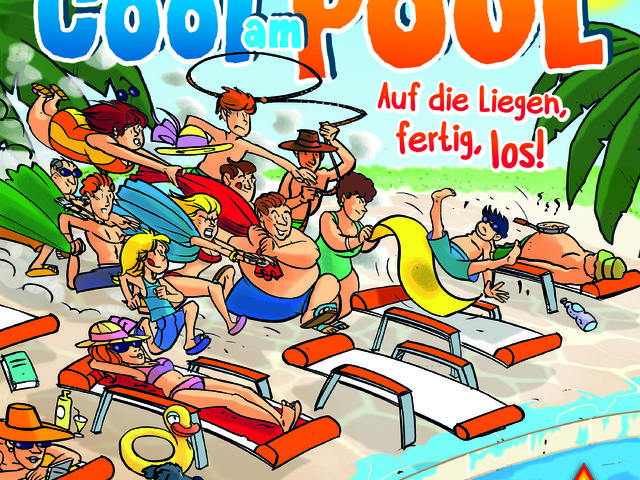 Cool am Pool Bild 1