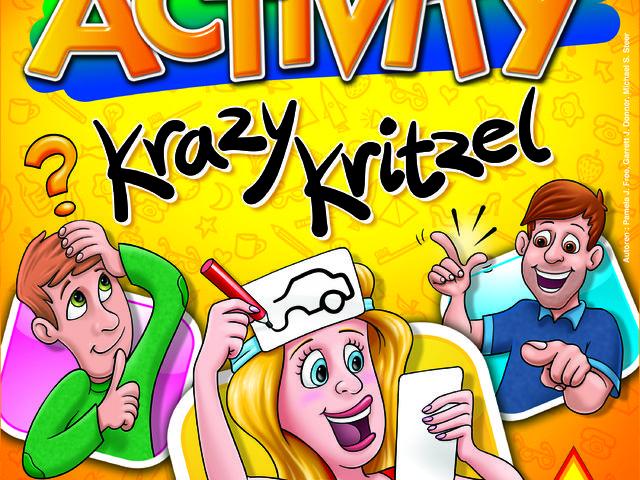 Activity Krazy Kritzel Bild 1