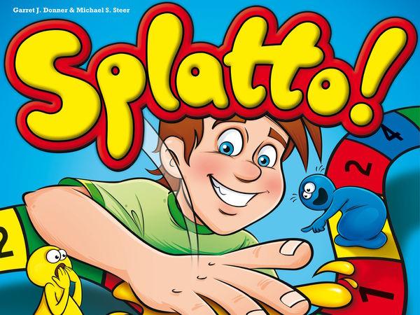 Bild zu Alle Brettspiele-Spiel Splatto
