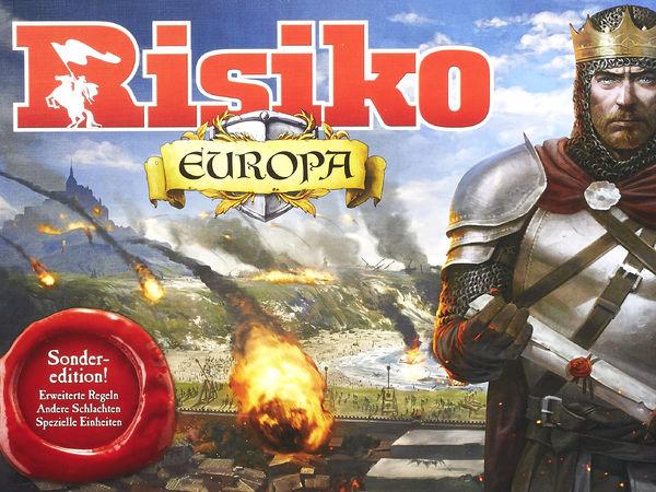 Bild zu Alle Brettspiele-Spiel Risiko Europa