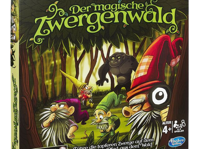 Der magische Zwergenwald Bild 1