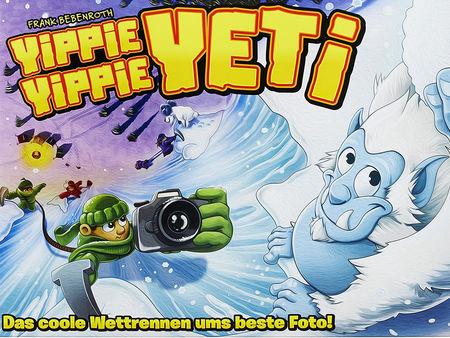 Yippie Yippie Yeti