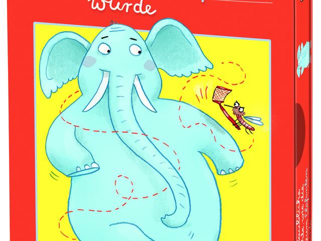 Die unglaubliche Geschichte wie die Mücke zum Elefanten wurde Bild 1