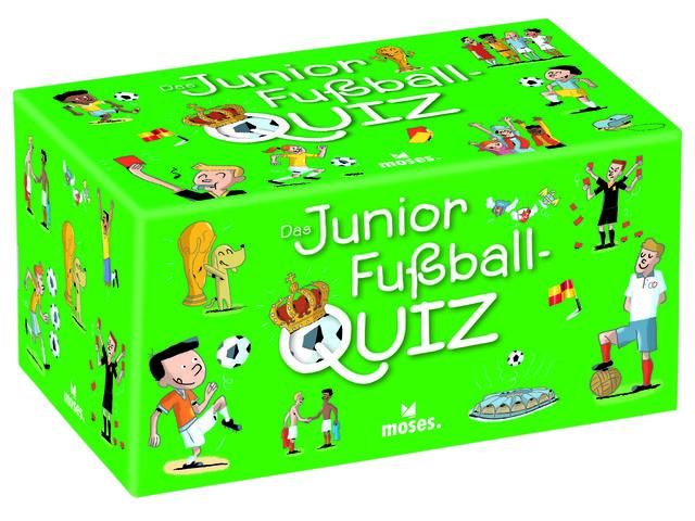 Das Junior Fußball-Quiz Bild 1