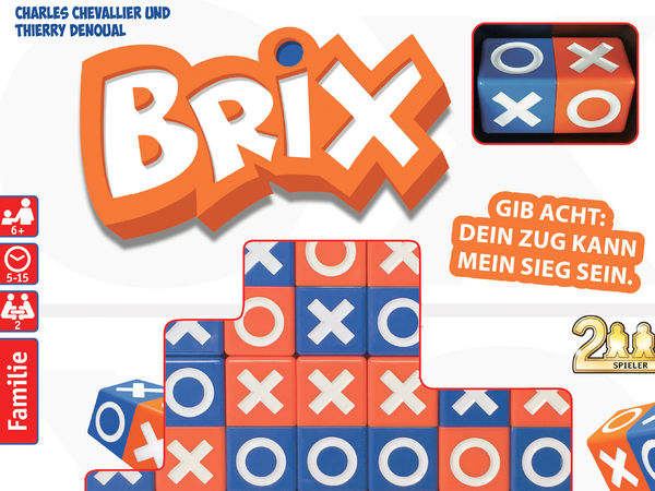 Bild zu Alle Brettspiele-Spiel Brix