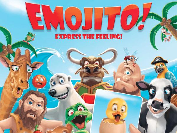 Bild zu Ausgezeichnet 2018-Spiel Emojito!