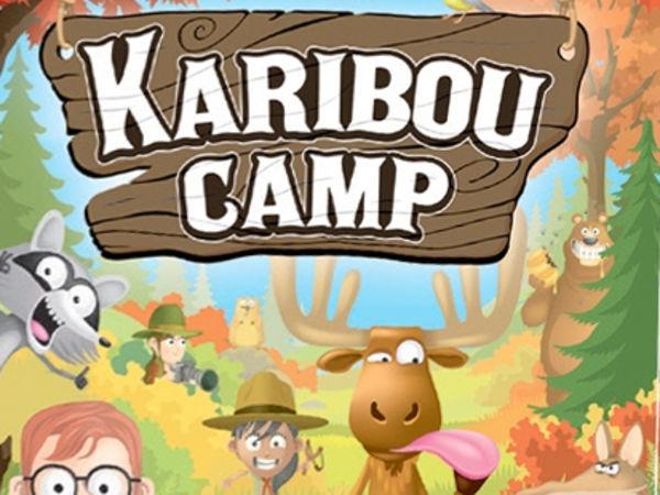 Bild zu Alle Brettspiele-Spiel Karibou Camp