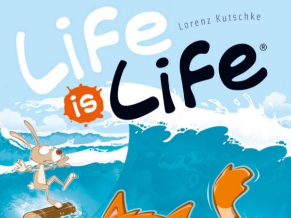 Bild zu Alle Brettspiele-Spiel Life is Life