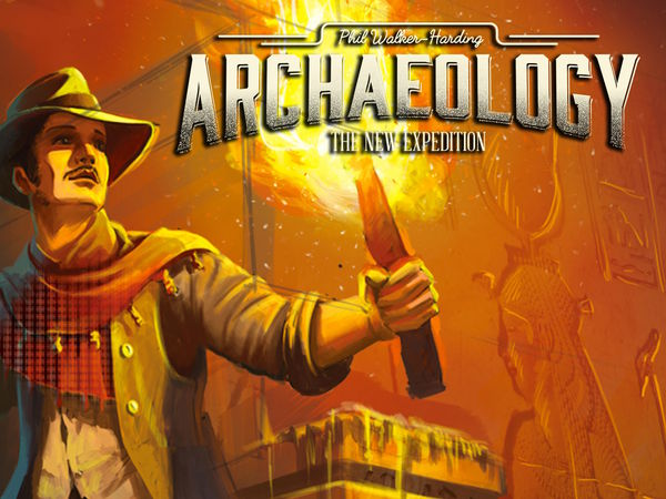 Bild zu Alle Brettspiele-Spiel Archaeology: The New Expedition