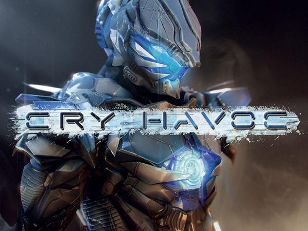Bild zu Alle Brettspiele-Spiel Cry Havoc