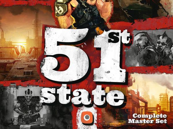 Bild zu Alle Brettspiele-Spiel 51st State: Master Set