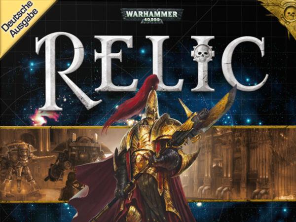 Bild zu Alle Brettspiele-Spiel Relic: Hallen von Terra