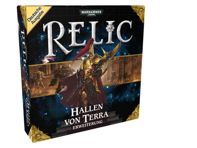 Relic: Hallen von Terra Bild 1