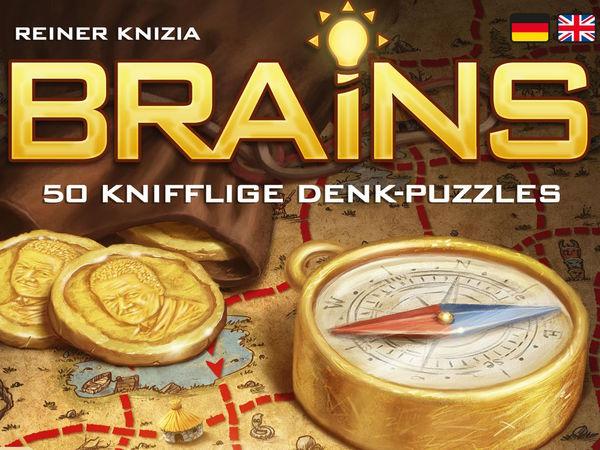 Bild zu Alle Brettspiele-Spiel Brains: Schatzkarte