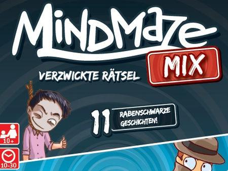 MindMaze: Mix