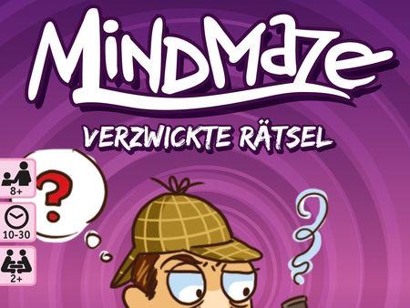 MindMaze: Verzwickte Rätsel - Geschichten für junge Detektive