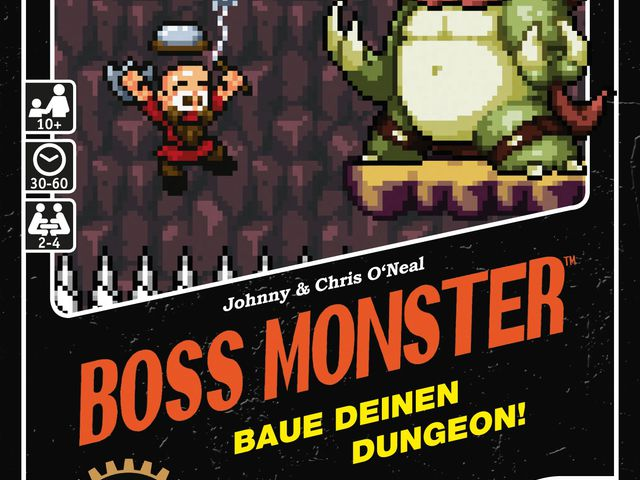 Boss Monster: Baue deinen Dungeon! Bild 1