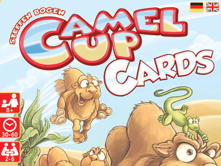 Camel Up: Cards