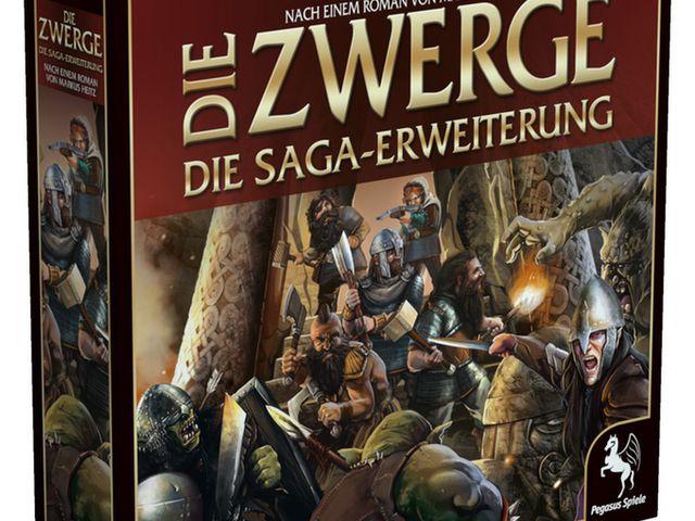Die Zwerge: Die Saga-Erweiterung Bild 1