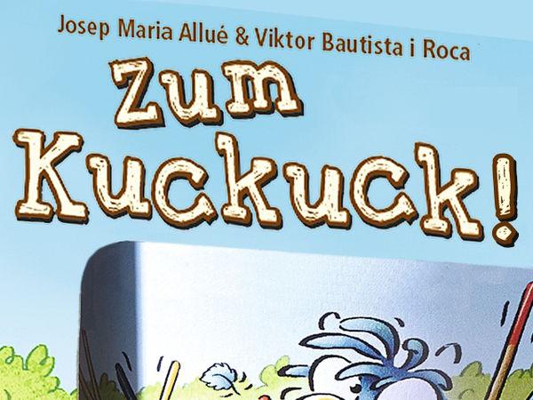 Bild zu Alle Brettspiele-Spiel Zum Kuckuck!