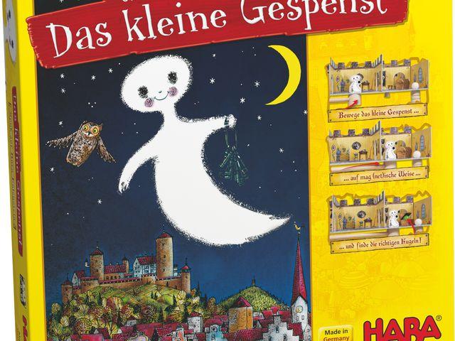 Das kleine Gespenst: Spuk auf Burg Eulenstein Bild 1